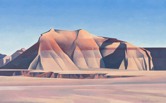 Ed Mell, 'Untitled', 20th/21st Century, Painting, Oil on Canvas, Larsen Gallery