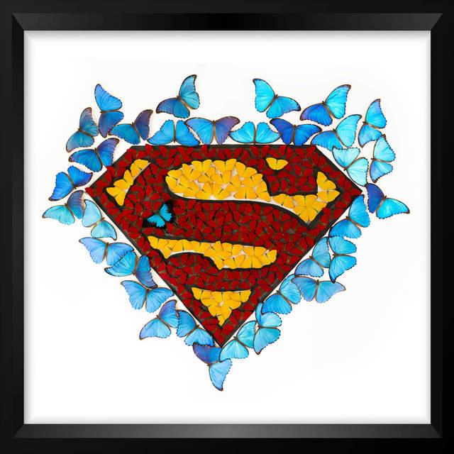 , 'SUPERMAN (WHITE),' , Eden Fine Art