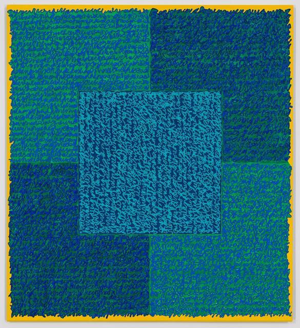 , 'Fated 7,' 2016, Spanierman Modern