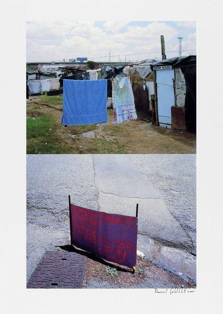 David Goldblatt, 'Joburg Intersections', 2000-2010, ARTEDIO