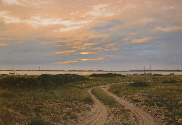 Sergio Roffo, 'Wauwinet Moors Sunset', 2018, The Guild of Boston Artists