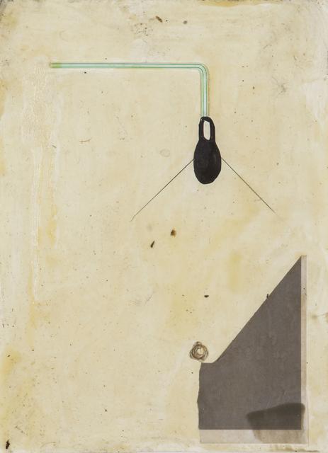 , 'The Fool 5,' 2014, Galerie Herold