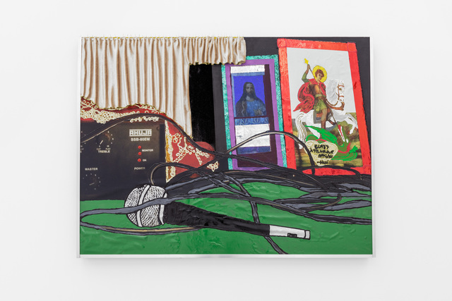 , 'Shrine assemblage,' 2019, Gallery MOMO