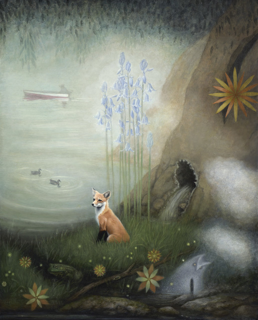 , 'Little Fox,' 2017, Kate Oh Gallery