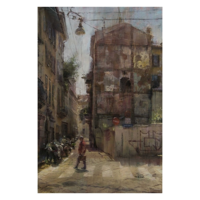 , 'Summer in the city,' 2017, Galerie Terbeek