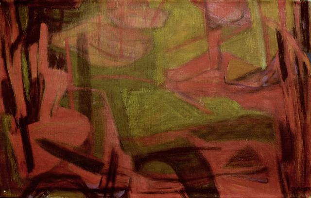 Leonard Nelson, 'Untitled', 1954, Anita Shapolsky Gallery