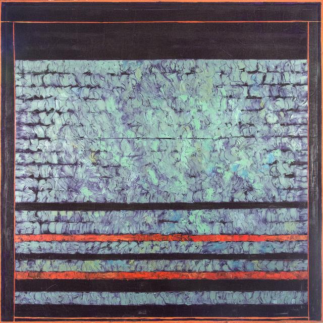 , 'Entry 1: Green/Violet/Orange,' 2009, Oeno Gallery