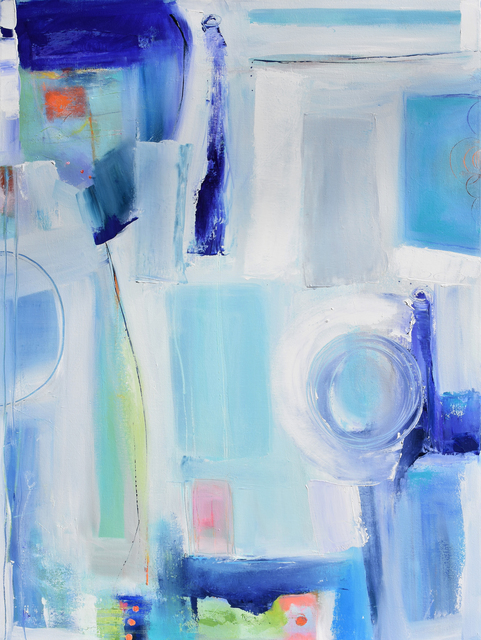 Beatrice Dauge Kaufmann, 'White is Magical', 2016-2019, Copley Society of Art