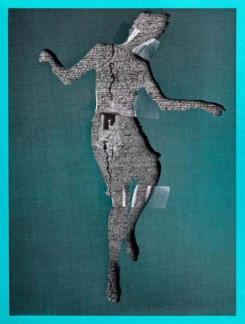 , 'Suspend,' 2019, Jessica Silverman Gallery