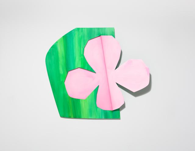 , 'Hidden clover (pink),' 2017, PKM Gallery