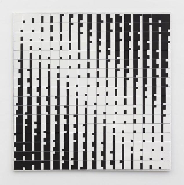 Julio Le Parc, 'Séquences quantitatives', 1959/1991, Perrotin