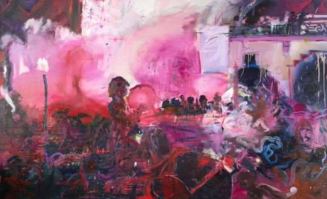 , 'Holi,' 2017, Arusha Gallery