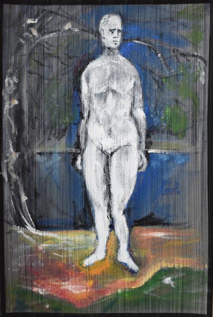 , 'Serene,' 2018, Fountain House Gallery