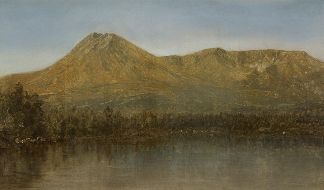 , 'Mount Katahdin, Maine,' ca. 1877, Debra Force Fine Art