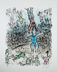 , 'Acrobats,' , ACA Galleries