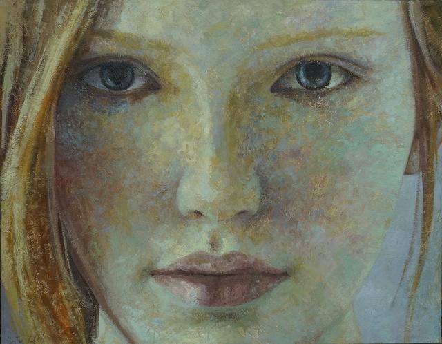 Montse Valdés, '6-1-17', 2019, Painting, Oil on canvas, Villa del Arte Galleries