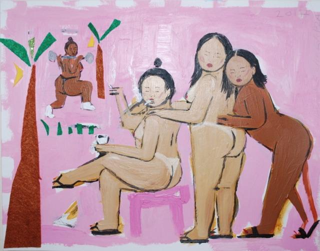 , 'Art Critique ,' 2017, V1 Gallery