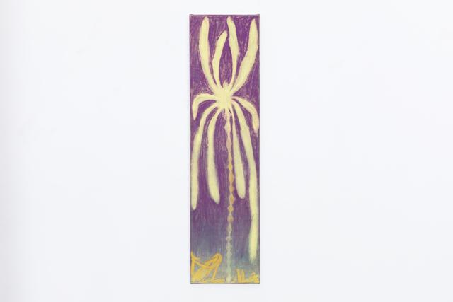 , 'Yellow Flower Spider,' 2018, Patrick Parrish Gallery