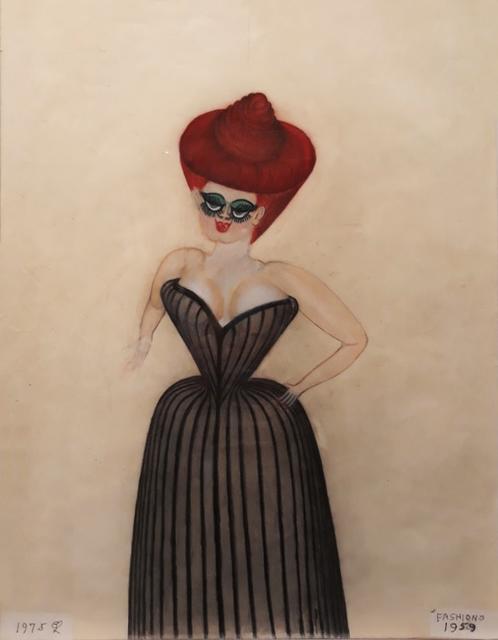 , 'Untitled (Fashions),' 1975, Ricco/Maresca Gallery