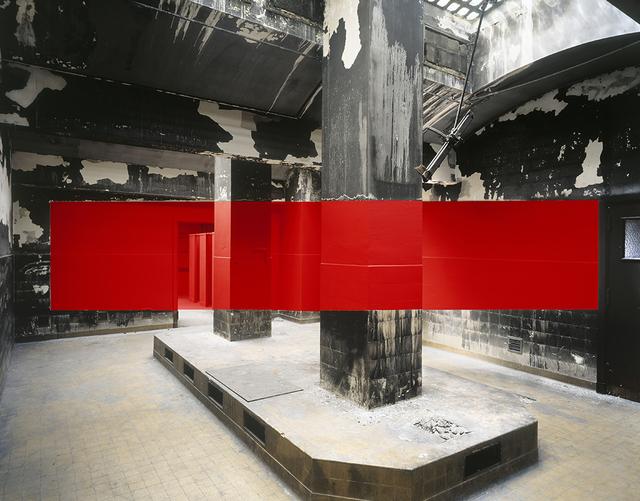 , 'Marseille,' 2011, Sous Les Etoiles Gallery