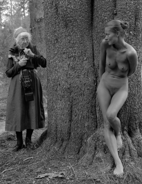 , 'Imogen and Twinka at Yosemite #132,' 1974, Modernism Inc.