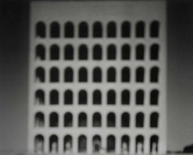 Hiroshi Sugimoto, 'E.U.R. Palazzo della Civiltà Romana', 1997, Phillips