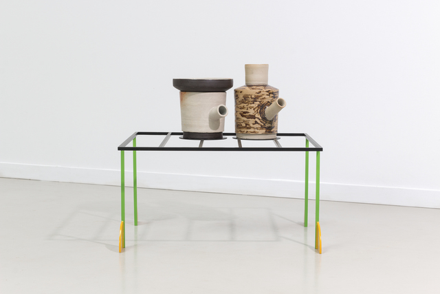, 'The Coniston Secession Warrior Service,' 2015, Cass Sculpture Foundation