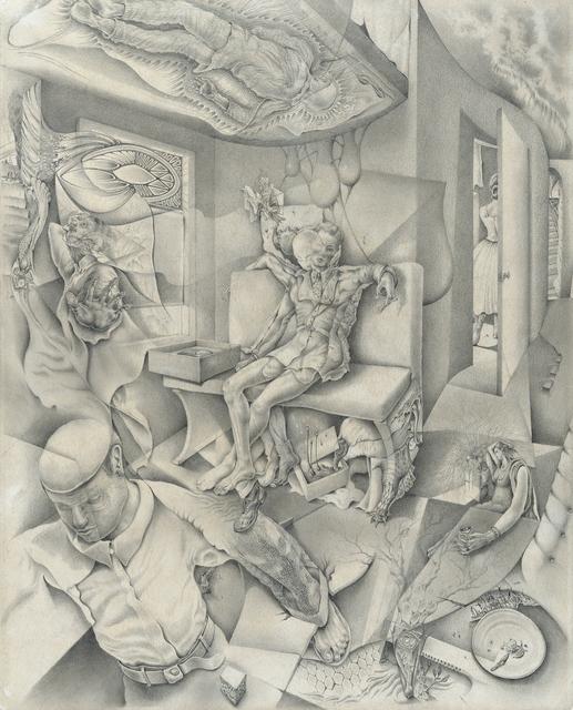 , 'Reconsiderations,' 1945, Francis M. Naumann Fine Art