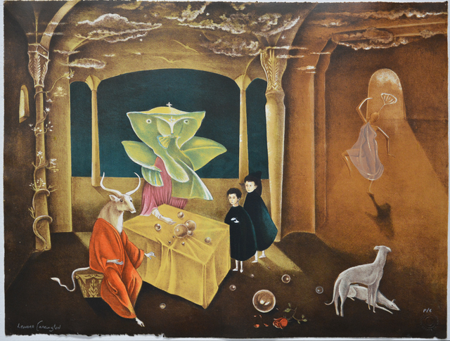 Leonora Carrington: tra il surrealismo e la ribellione