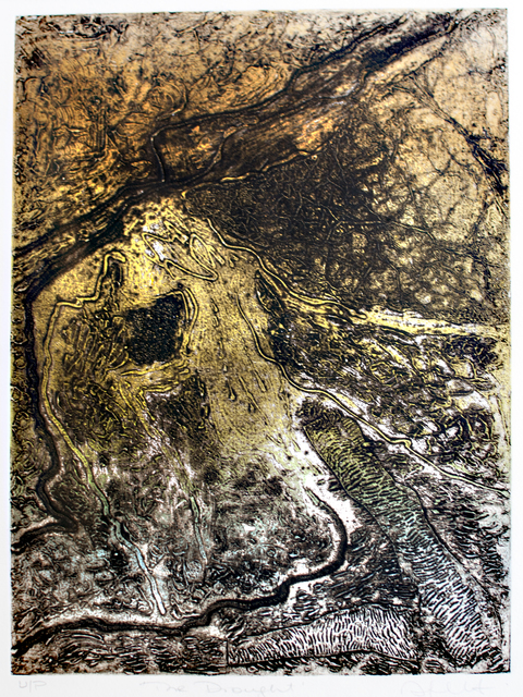 Sonia Gallart, 'The Drought', Open Bite Printmakers