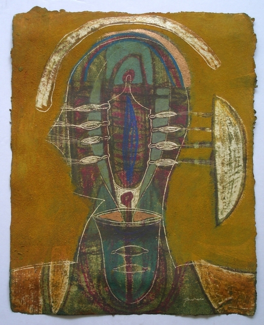 Guillermo Pacheco, 'Sin titulo (GUP-P-08)', 1998, Galería Quetzalli