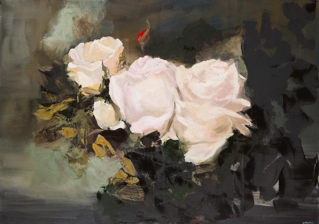 , 'Rosebud, Piercing the Dark,' 2016, Winsor Gallery