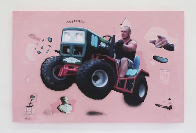 , 'Petrolhead,' 2017, Galerie C.O.A