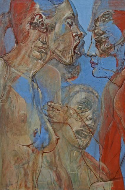 , 'Odysseus,' 2018, Accesso Galleria