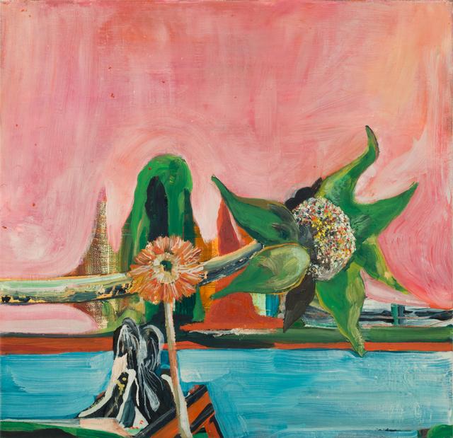 , 'Two Flowers,' 2015, Matthew Liu Fine Arts
