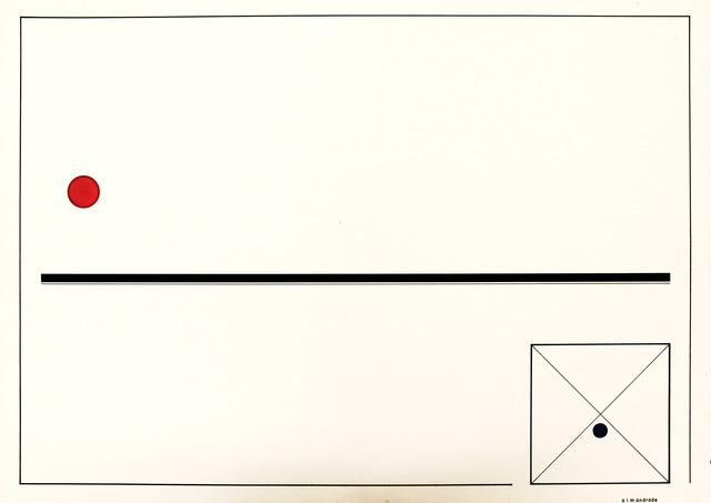, 'No Title,' 1985, Roberto Alban Galeria de Arte
