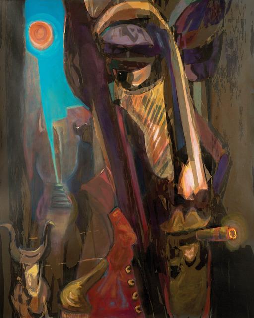 , 'Spanish Steps,' 2013, Walter Wickiser Gallery