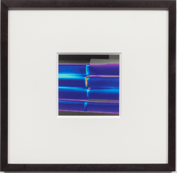 , 'Studio Radiator (Thermal Image),' 2016, Rhona Hoffman Gallery