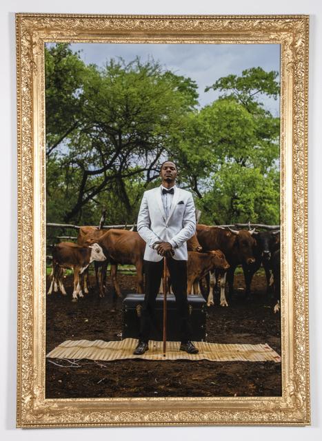 , 'Untitled (Gerald Machona),' 2016, Goodman Gallery
