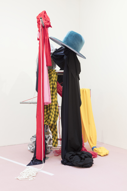 , 'The Hanger,' 2017, Galerie Forsblom