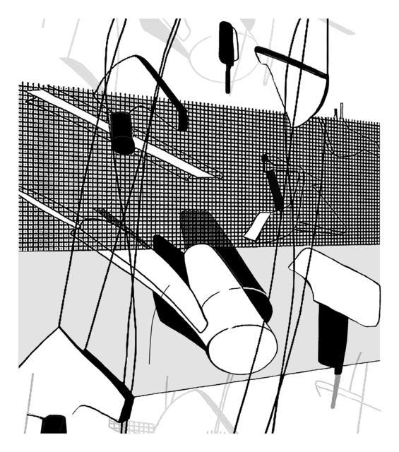 , 'Impulse,' 2015, Suzanne Tarasieve