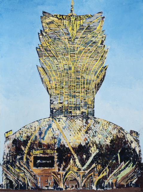 , 'Grand Lisboa,' 2017, Leila Heller Gallery