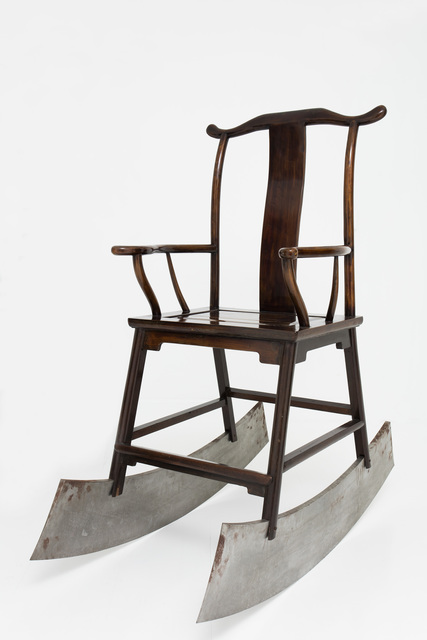 , 'Rocking Chair/摇摇椅,' 2011, Capsule Shanghai