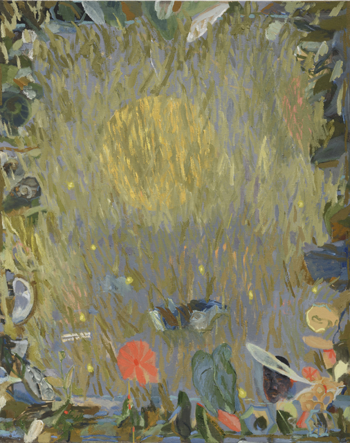 , 'Fireflies,' 2017, Lora Schlesinger Gallery