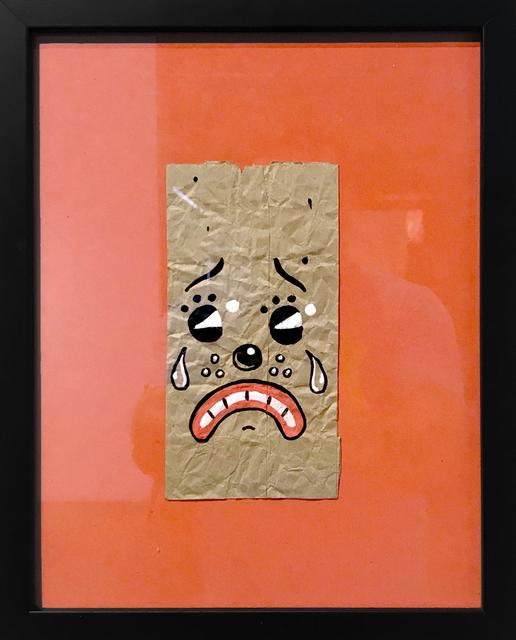 , 'Sad Brown Bag,' 2018, La Luz de Jesus Gallery