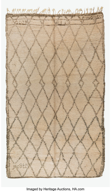 Unknown Artist, 'Diaper Pattern Rug', 1980, Heritage Auctions