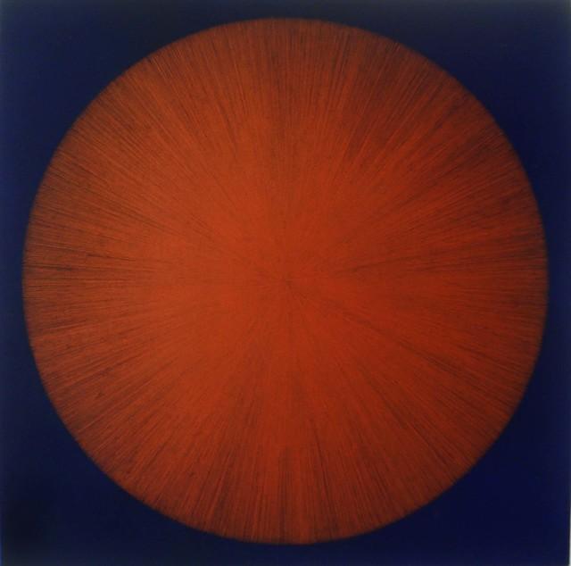 , 'Spiky Circle,' , Dreipunkt Edition