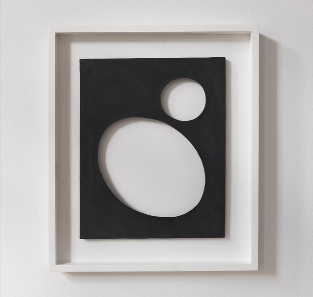 , 'Volume,' 1959, Galerie Knoell, Basel