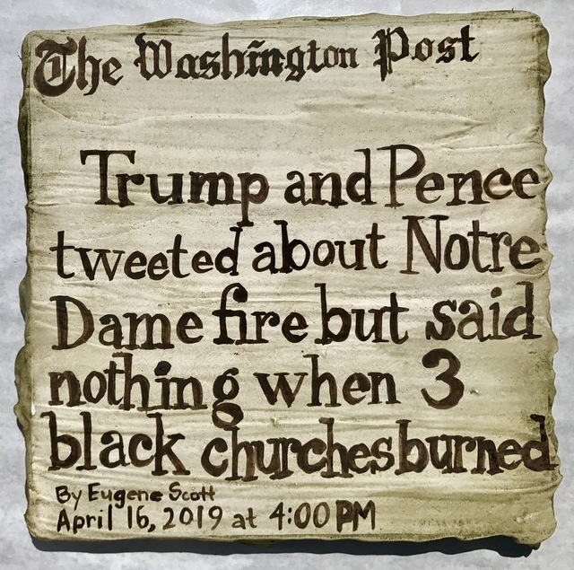 , 'Trump and Pence tweeted,' 2019, See You Next Thursday