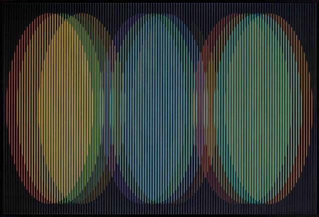 , 'Cromointerferencia Espacial Seis ,' 2015, RGR+ART